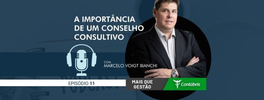 Confira o episódio 11 do podcast mais que gestão, onde nosso ceo, marcelo voigt bianchi, fala sobre a importância de um conselho consultivo. | atlas contabilidade