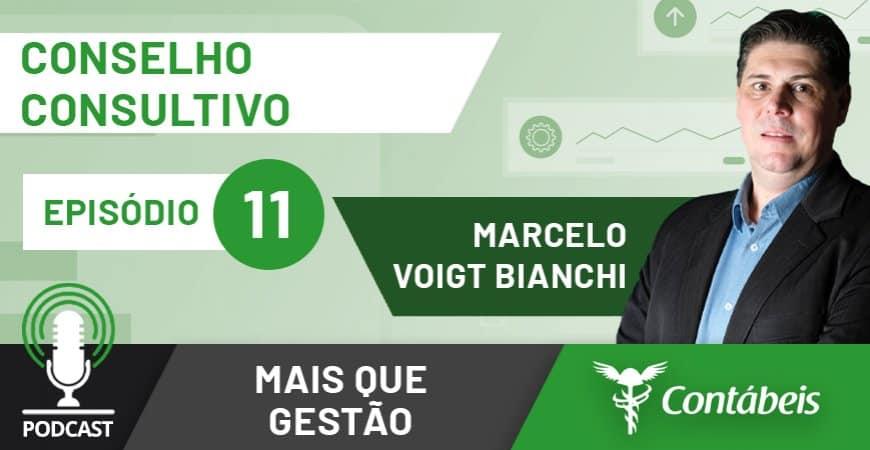 PodCast Mais Que Gestão - Com Marcelo Voigt Bianchi - Portal Contábeis
