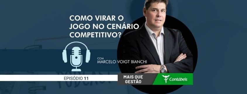No décimo episódio do podcast mais que gestão, marcelo voigt bianchi explica como virar o jogo no cenário competitivo. | atlas contabilidade