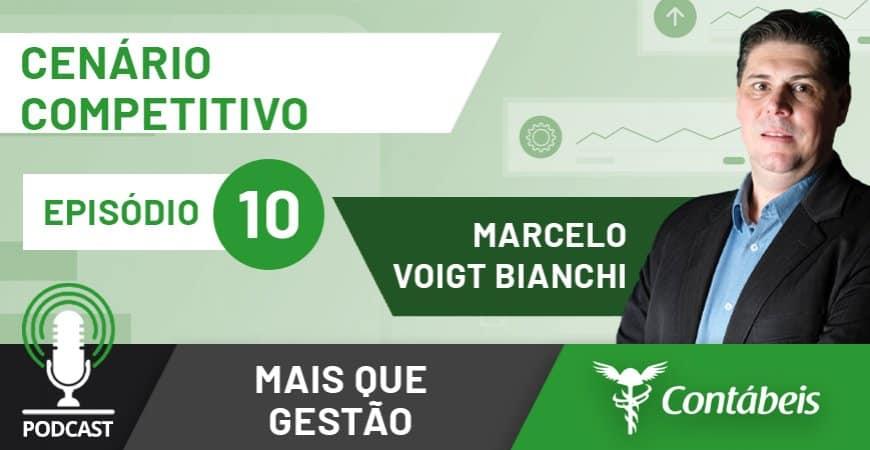 Podcast Mais Que Gestão, com Marcelo Voigt Bianchi - Episódio 11