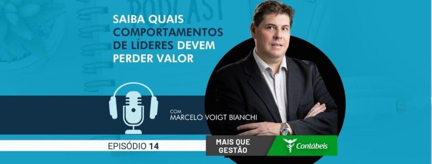 Quer saber quais comportamentos de líderes devem perder valor? Confira agora mesmo o episódio 14 do podcast mais que gestão. | atlas contabilidade