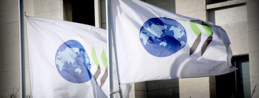 O acordo de imposto mínimo global propõe um imposto mínimo de pelo menos 15% sobre os lucros das companhias - segundo a organização para cooperação e desenvolvimento econômico (ocde). | atlas contabilidade